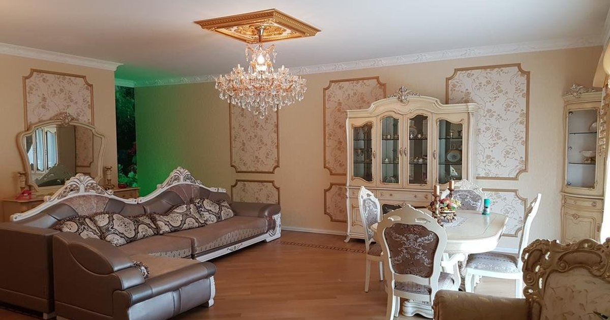 5 rooms in centre of tbilisi