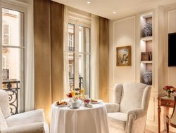 Top-10 of luxury Paris hotels