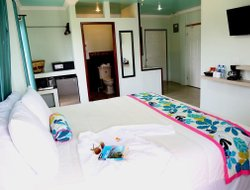 Top-7 hotels in the center of Caye Caulker Island