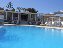 Ornos hotels with sea view