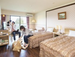 Pets-friendly hotels in Ito
