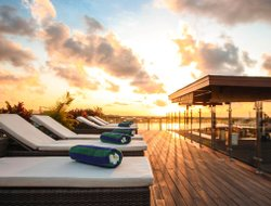 Top-10 hotels in the center of Nusa Dua