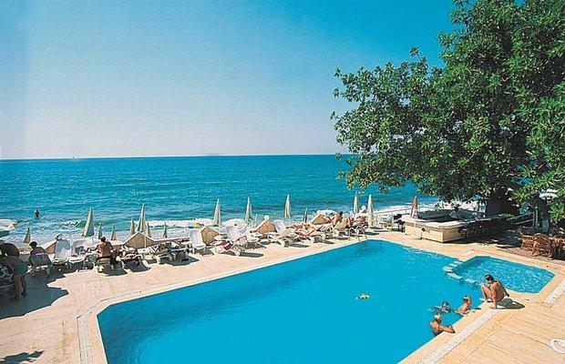 фото Gorgulu Kleopatra Beach Hotel 809239409