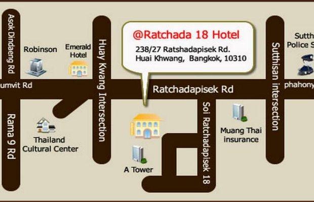 фото  Ratchada 18 Hotel 809440775