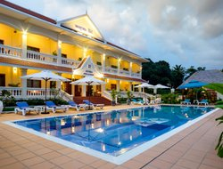 Cambodia hotels with sea view