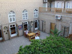 Uzbekistan hotels with restaurants
