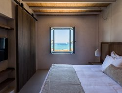 Platys Gialos hotels with sea view