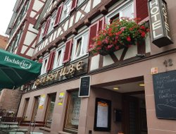 Top-3 hotels in the center of Calw