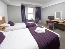 Top-3 hotels in the center of Hunstanton