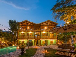 Guatemala hotels with lake view