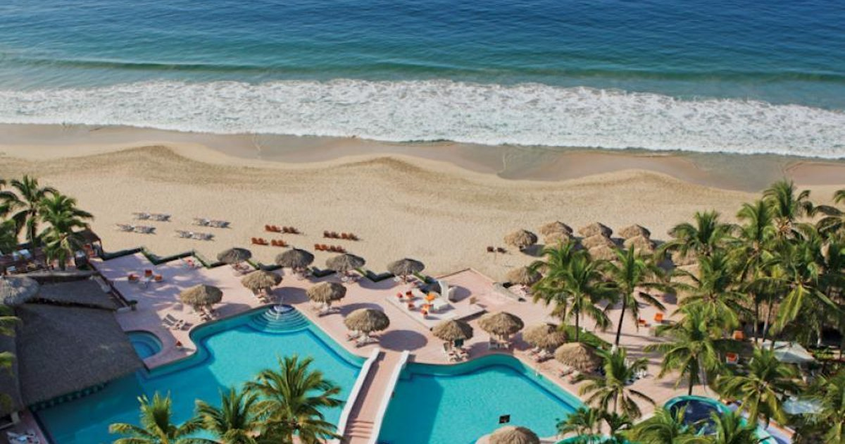Sunscape Dorado Pacifico Ixtapa Resort & Spa - Все включено