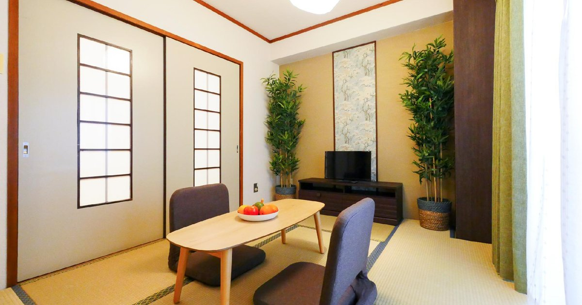 MIA NSG64 - Central 2 bedroom namba apartment