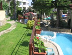 Saints Constantine and Helena hotels with swimming pool