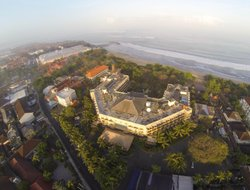 Top-4 of luxury Kuta hotels