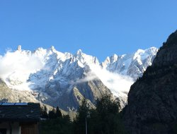 Courmayeur hotels with swimming pool