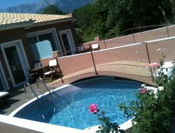Chrysi Ammoudia hotels with swimming pool