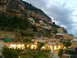 Positano hotels with restaurants