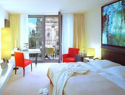 Top-10 hotels in the center of Berlin
