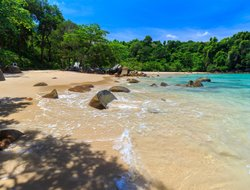 Top-3 hotels in the center of Khao Lak