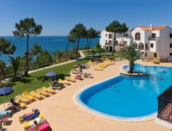 Albufeira hotels for families with children