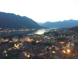 Top-9 hotels in the center of Kotor