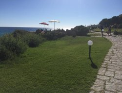 Santa Teresa Gallura hotels with sea view