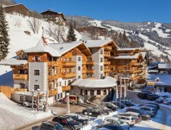 Saalbach hotels for families with children