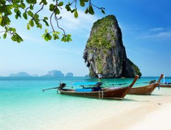 Top-10 hotels in the center of Krabi City