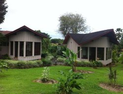 La Fortuna hotels with lake view