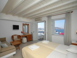 Mykonos Town hotels for families with children