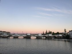 Top-4 hotels in the center of Tavira