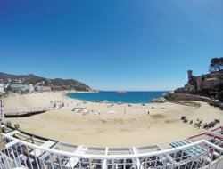 Tossa de Mar hotels with sea view