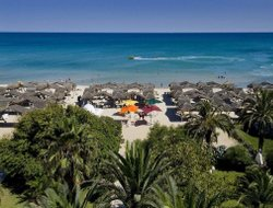 Top-10 hotels in the center of Hammamet