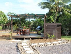 Rarotonga Island hotels with swimming pool