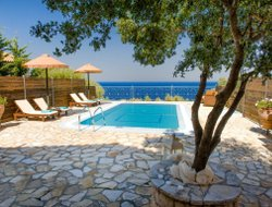 Zakynthos Island hotels with sea view