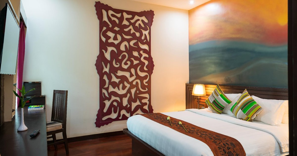 Silk d'Angkor Suite