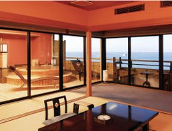 Izu hotels with sea view