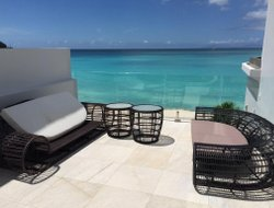 Antigua Island hotels with sea view