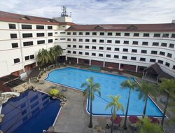 Top-6 hotels in the center of Sungai Patani
