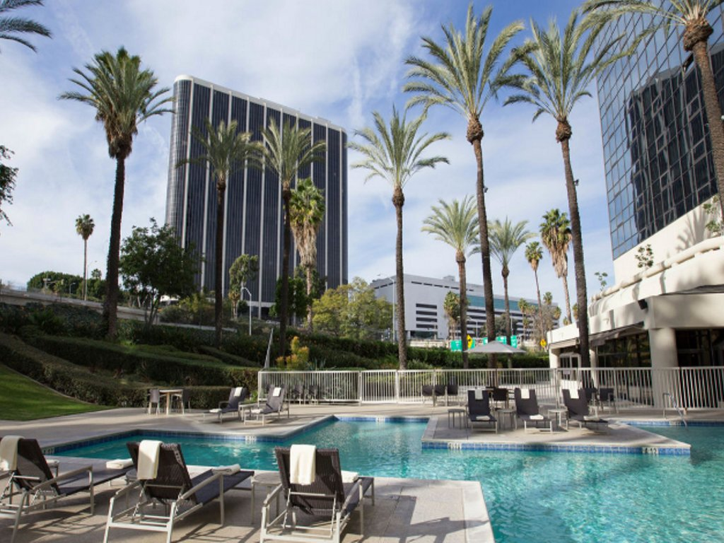 best hotels in LA
