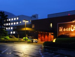 Fuefuki hotels with restaurants