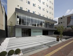 Top-10 hotels in the center of Fukuyama