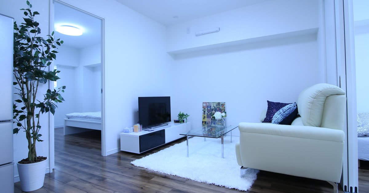 Spacious Apartment in Shinjuku Area B17