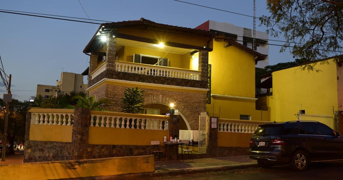 Hotel Hostel Terrasuncion Asuncion Asuncion Booking And