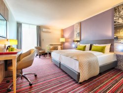 Top-10 hotels in the center of Wolfsburg