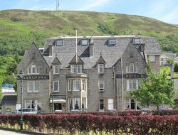 Fort William hotels with sea view