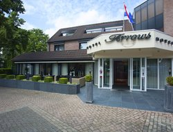 Top-4 hotels in the center of Uden