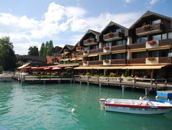 Spiez hotels with restaurants