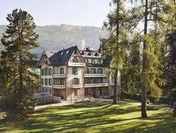 Flims Waldhaus hotels with swimming pool