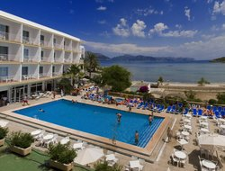 Top-10 hotels in the center of Alcudia